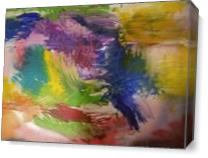 Abstract 88y As Canvas