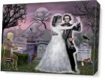 POE And ANNABEL LEE ETERNALLY As Canvas