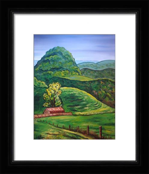 Tazewell Mountain