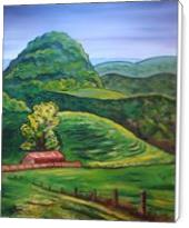 Tazewell Mountain - Standard Wrap