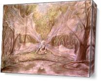 Fairy Powerful As Canvas