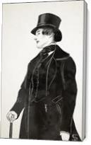 Gentleman Jack - Gallery Wrap