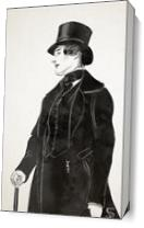 Gentleman Jack As Canvas