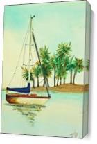 Sailing As Canvas