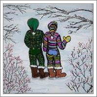 Walking In Our Winter Underwear - No-Wrap