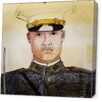 The Marine As Canvas