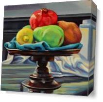 Pedestal As Canvas