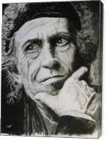 Mr Richards - Gallery Wrap