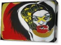 Donna X As Canvas