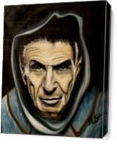 Spock As Canvas