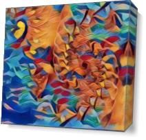 Kaleidoscope As Canvas