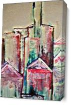 Towers As Canvas