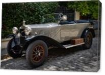 Vintage Donnet Zedel Automobile - Gallery Wrap
