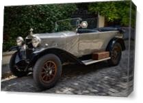 Vintage Donnet Zedel Automobile - Gallery Wrap Plus