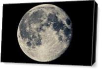 Moon As Canvas