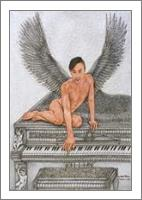 Angel And The Piano - No-Wrap