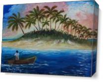 La Isla As Canvas