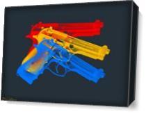 Guns As Canvas