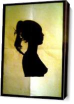 Silhouette As Canvas