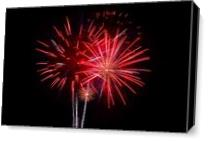 Fireworks 4 As Canvas