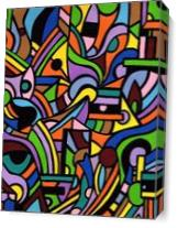 Maze As Canvas