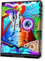DALI Eyezation As Canvas
