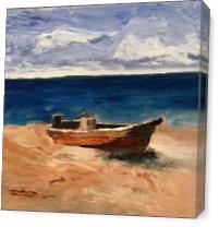 Boat I - Gallery Wrap Plus