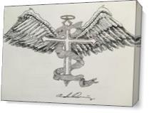Cross Of An Angel