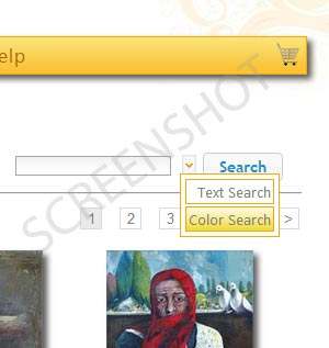 Choose Search Color